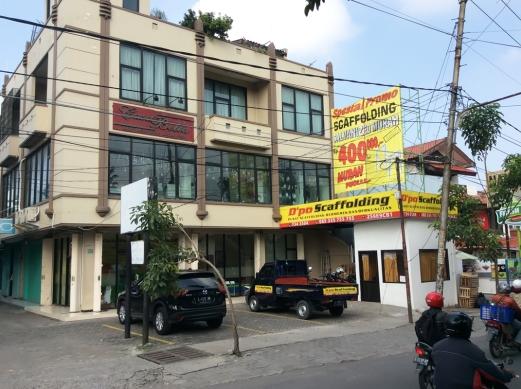 d'po scaffolding surabaya - Jual Scaffolding Murah Surabaya